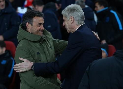 Luis Enrique kế nhiệm Wenger, Arsenal chờ chữ ký Messi? - Ảnh 1.