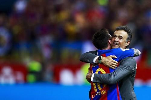 Luis Enrique kế nhiệm Wenger, Arsenal chờ chữ ký Messi? - Ảnh 3.