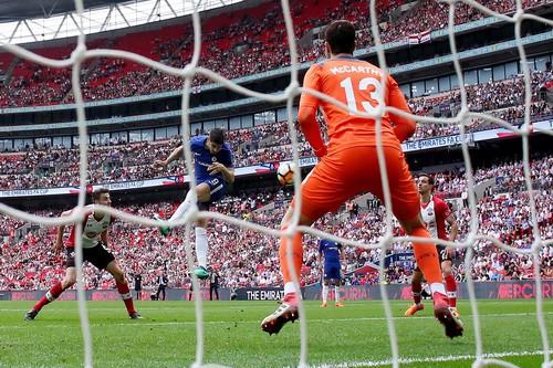 Chelsea hạ Southampton, Conte hẹn hò Mourinho ở chung kết FA Cup - Ảnh 6.