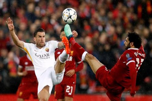 Salah đại phá cố nhân Roma, Liverpool chờ vé chung kết - Ảnh 1.