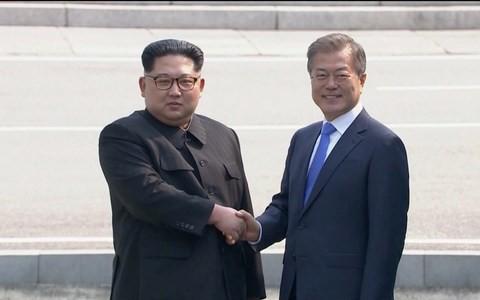 Hành trang lạ của ông Kim Jong-un mang tới Thượng đỉnh Hàn-Triều - Ảnh 2.