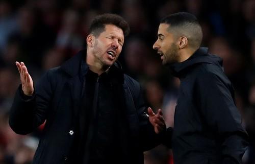 Đánh rơi chiến thắng trước Atletico, Arsenal khó mơ Europa League - Ảnh 3.