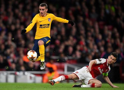 Đánh rơi chiến thắng trước Atletico, Arsenal khó mơ Europa League - Ảnh 5.