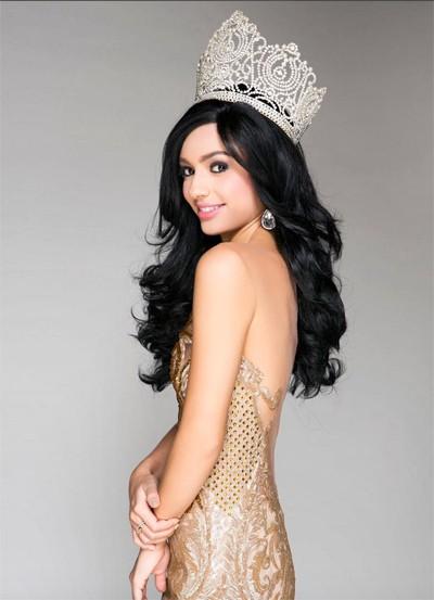 Cận cảnh nhan sắc tân Hoa hậu du lịch sinh thái quốc tế - Ảnh 1.