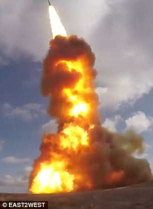 Nga thử nghiệm tên lửa sát thủ vệ tinh - Ảnh 2.
