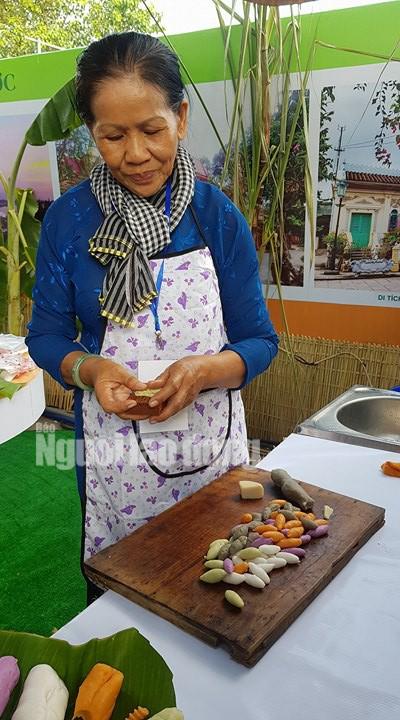 Lễ hội Bánh dân gian Nam bộ mang về doanh thu 250 tỉ đồng - Ảnh 3.
