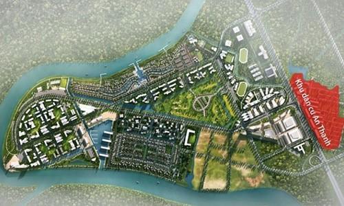 Đại gia bất động sản Sài Gòn ồ ạt đầu tư ra ngoại tỉnh - Ảnh 1.