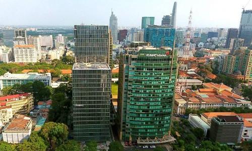Giá thuê văn phòng Sài Gòn chạm ngưỡng 50 USD/m2/tháng - Ảnh 1.