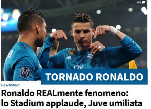 Ronaldo lập siêu phẩm, xô đổ hàng loạt kỷ lục châu Âu - Ảnh 9.