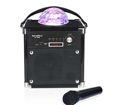 SoundMax D-1000 sống động, chân thật - Ảnh 1.