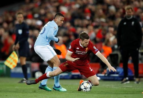 Man City thua tan tác, Liverpool chờ đoạt vé bán kết châu Âu - Ảnh 2.