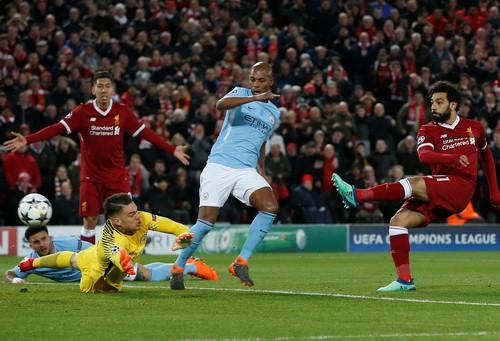 Man City thua tan tác, Liverpool chờ đoạt vé bán kết châu Âu - Ảnh 3.
