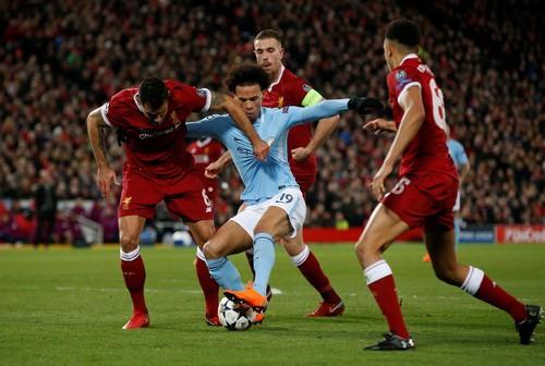 Man City thua tan tác, Liverpool chờ đoạt vé bán kết châu Âu - Ảnh 1.