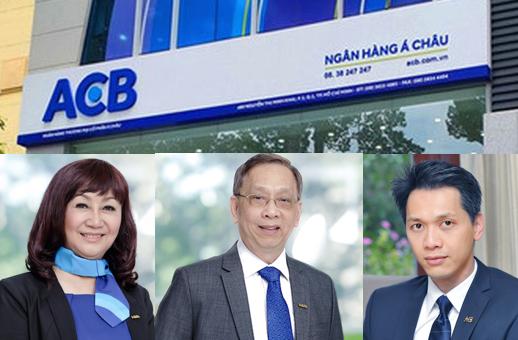 Banker Trần Mộng Hùng sẽ rút khỏi ACB - Ảnh 1.