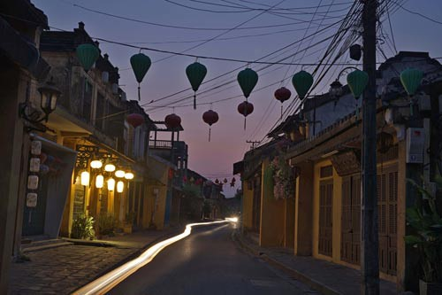 Nguyễn Lương Hiệu thong dong cùng di sản thế giới - Ảnh 1.