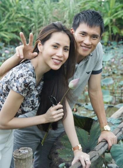 Những cặp đôi chung tình của showbiz Việt - Ảnh 6.