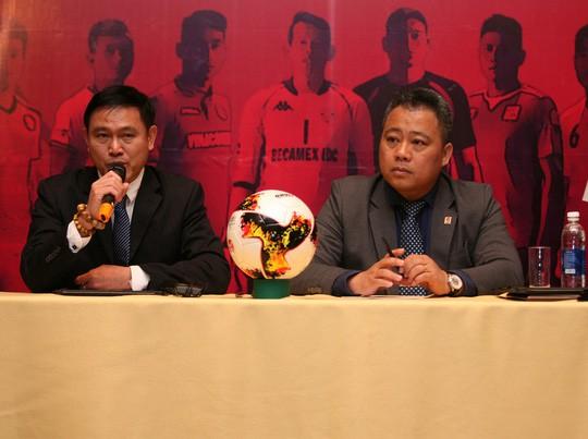 VPF trả phó Ban điều hành V-League 2018 về VFF - Ảnh 1.