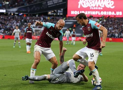 Chia điểm West Ham, Man United giành ngôi á quân Premier League - Ảnh 2.