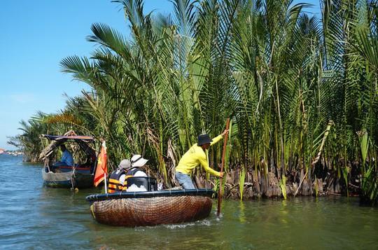Khu rừng dừa như miền Tây sông nước tại Hội An - Ảnh 3.