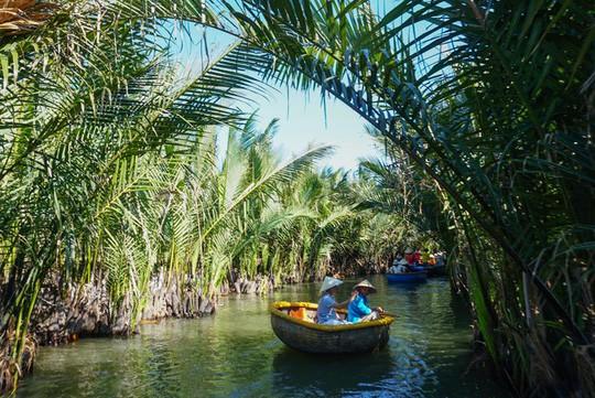 Khu rừng dừa như miền Tây sông nước tại Hội An - Ảnh 5.