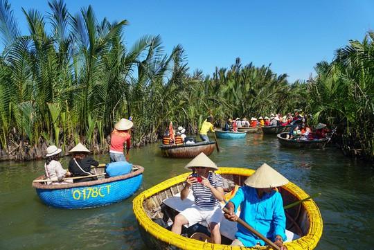 Khu rừng dừa như miền Tây sông nước tại Hội An - Ảnh 6.