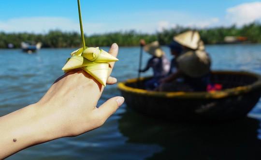 Khu rừng dừa như miền Tây sông nước tại Hội An - Ảnh 10.