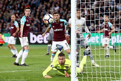 Chia điểm West Ham, Man United giành ngôi á quân Premier League - Ảnh 3.