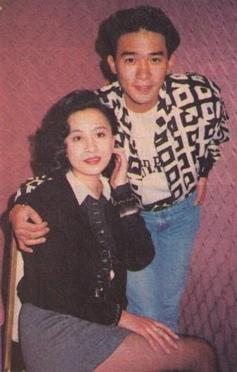 Chùm ảnh quý hiếm của dàn sao TVB - Ảnh 16.