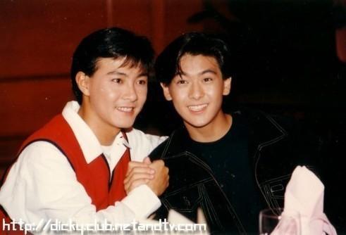 Chùm ảnh quý hiếm của dàn sao TVB - Ảnh 17.