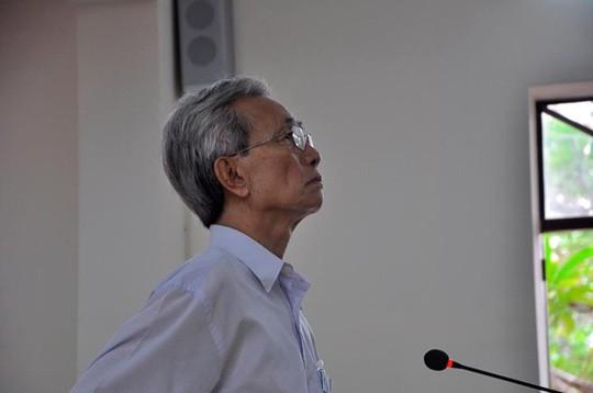 Kháng nghị hủy án, đình chỉ thẩm phán xử Nguyễn Khắc Thủy dâm ô - Ảnh 1.