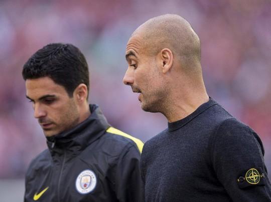 Guardiola không cản Arteta trở lại Arsenal - Ảnh 2.