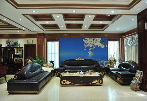 Dinh thự hơn 100 tỷ của ca sĩ Trang Nhung - Ảnh 2.