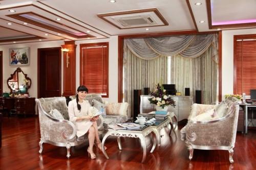 Dinh thự hơn 100 tỷ của ca sĩ Trang Nhung - Ảnh 4.