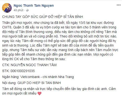 Nghệ sĩ Việt kêu gọi ủng hộ các hiệp sĩ đường phố - Ảnh 4.