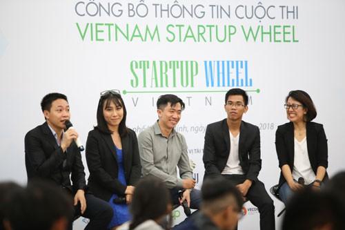 Vietnam Start-up Wheel 2018 mở rộng đối tượng tham gia - Ảnh 1.