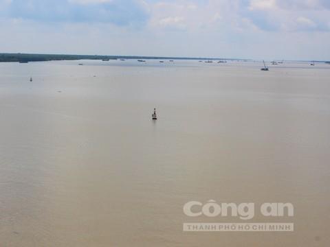 Quái kiệt săn cá ngát trên sông Hàm Luông - Ảnh 1.