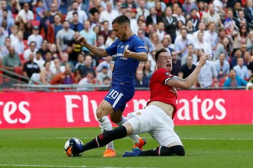 Sắc xanh đè bóng đỏ, Chelsea hạ Man United đoạt FA Cup - Ảnh 3.