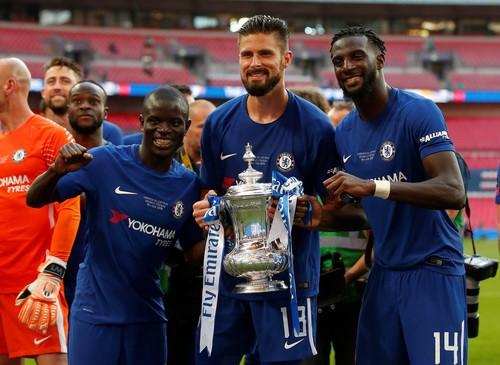 Sắc xanh đè bóng đỏ, Chelsea hạ Man United đoạt FA Cup - Ảnh 12.