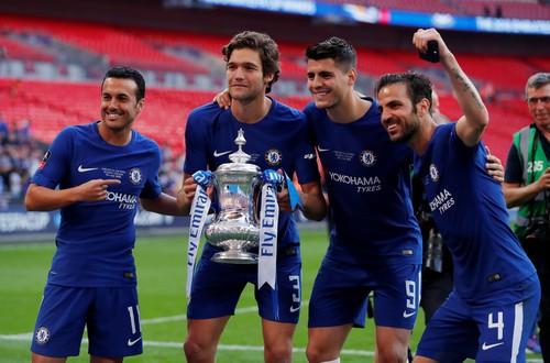 Sắc xanh đè bóng đỏ, Chelsea hạ Man United đoạt FA Cup - Ảnh 11.
