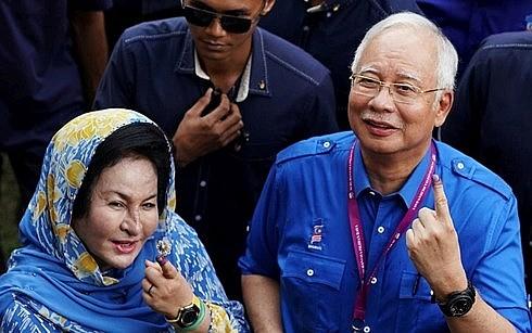 Cựu thủ tướng Malaysia nhờ cảnh sát bảo vệ - Ảnh 1.