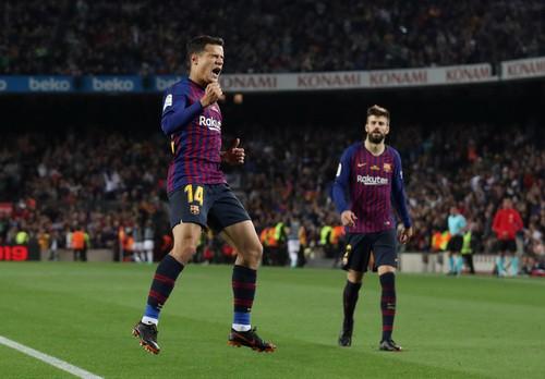 Coutinho lập siêu phẩm, Barcelona chia tay huyền thoại - Ảnh 3.