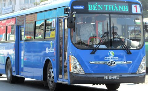 TP HCM sẽ có thêm 17 tuyến xe buýt điểm - Ảnh 2.