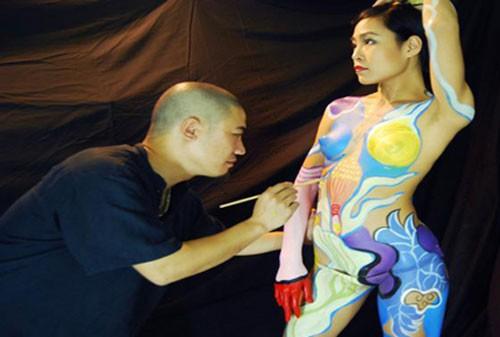 Body painting để làm gì? - Ảnh 2.