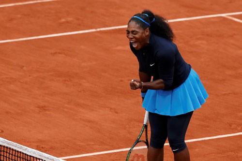 Chờ supermom Serena Williams xung trận - Ảnh 1.