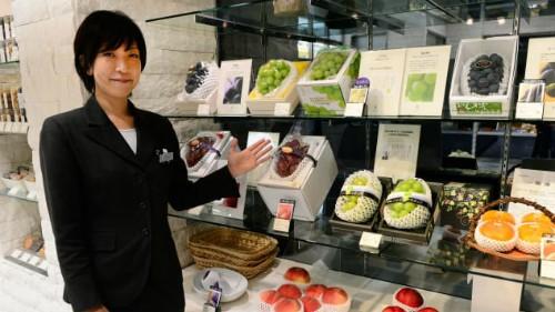 Vì sao trái cây Nhật giá đắt không tưởng? - Ảnh 1.