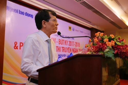 Báo Người Lao Động mở cuộc thi viết truyện ngắn - Ảnh 1.