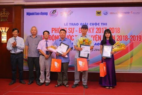 Báo Người Lao Động mở cuộc thi viết truyện ngắn - Ảnh 4.
