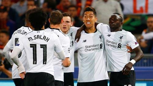 Liverpool trở lại đỉnh cao - Ảnh 1.