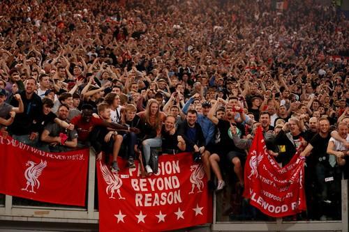 Mưa bàn thắng ở Rome, Liverpool vào chung kết Champions League - Ảnh 9.