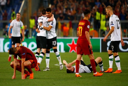 Mưa bàn thắng ở Rome, Liverpool vào chung kết Champions League - Ảnh 7.